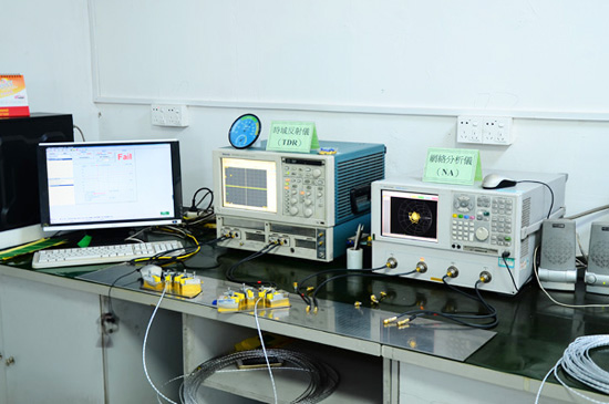 High frequency tester