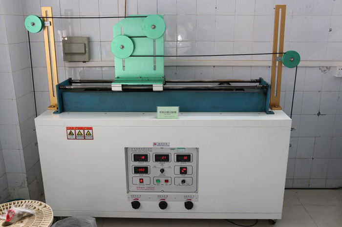 Wire interference tester